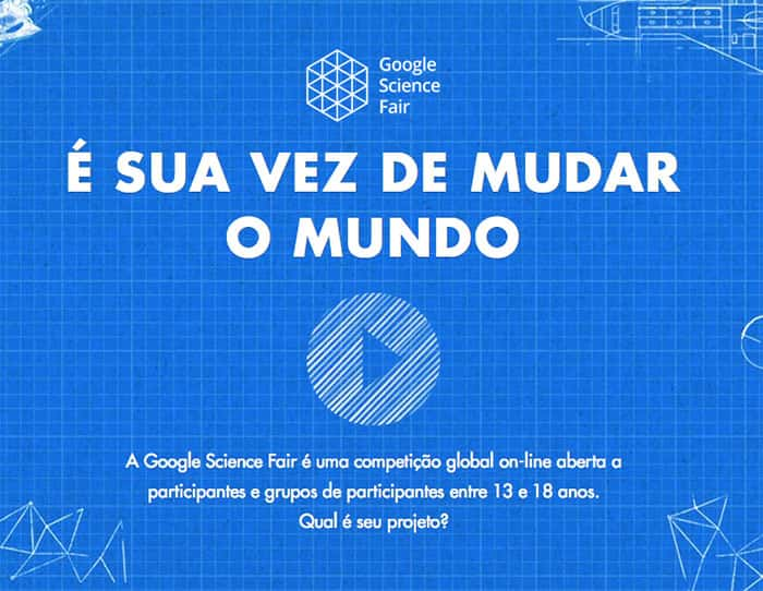 O que é o Google Science Fair?