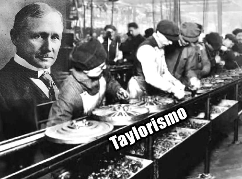 Image result for TAYLORISMO
