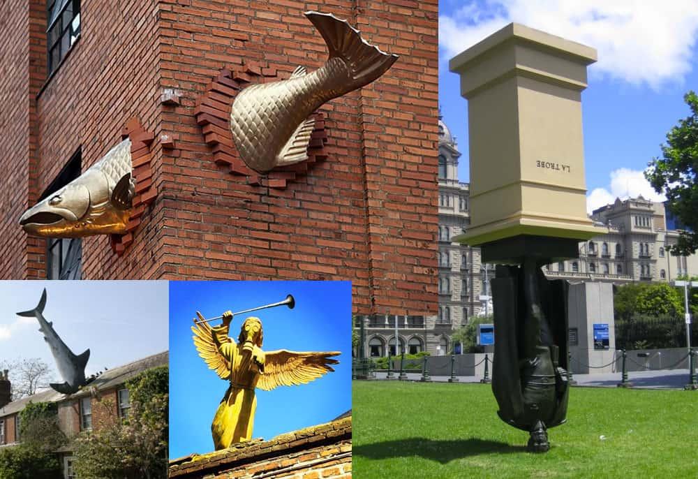 As 10 estátuas mais estranhas do mundo