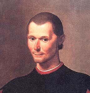 Pensamento político antes de Maquiavel