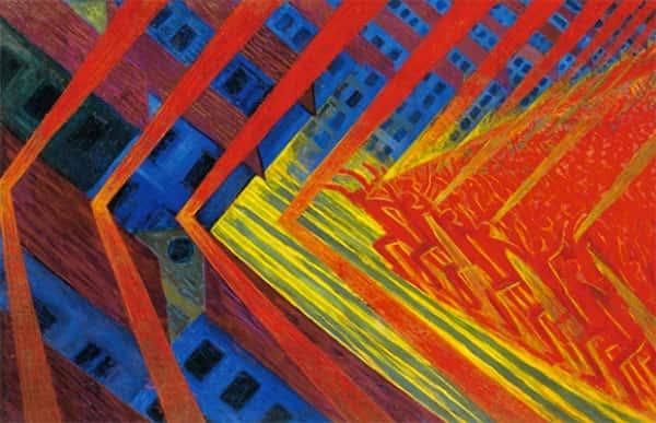 Resumo do Futurismo - Artes - Grupo Escolar