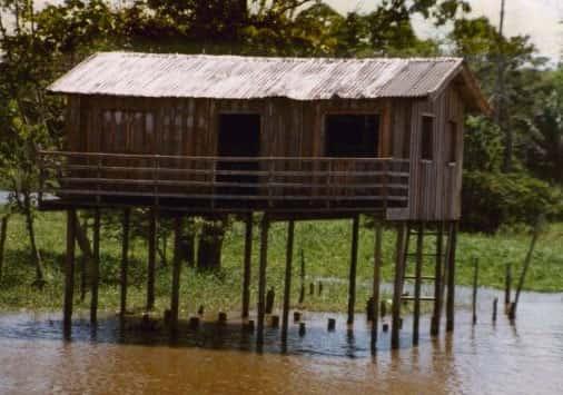 V rios tipos de casa fatos gerais grupo escolar - Tipos de tejados para casas ...