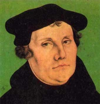 A Reforma de Martinho Lutero