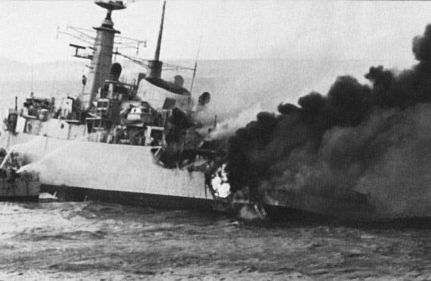Guerra das Malvinas