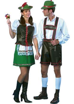 Vestimentas da Alemanha