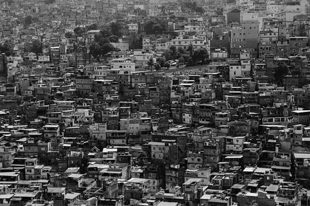 Problemas Sociais e Estruturais Urbanos