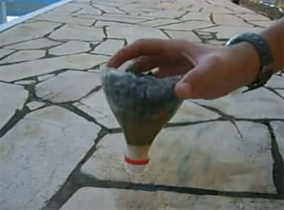 Como filtrar água suja?