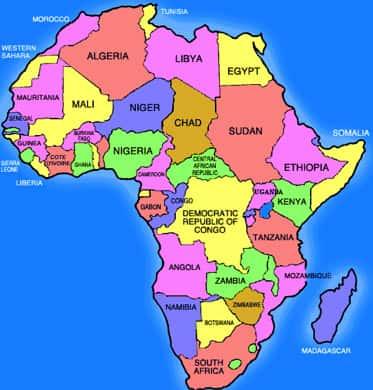 África na Atualidade