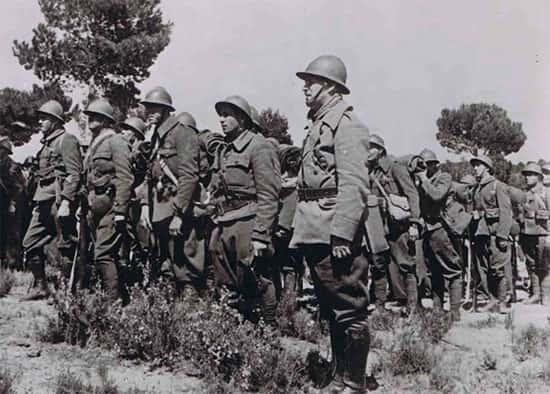 Revolução Espanhola ou Guerra Civil Espanhola