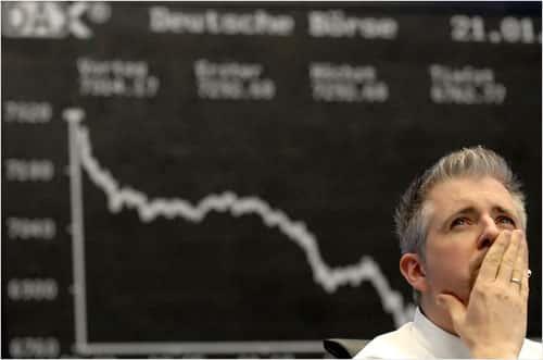 Atual situação da crise econômica na europa