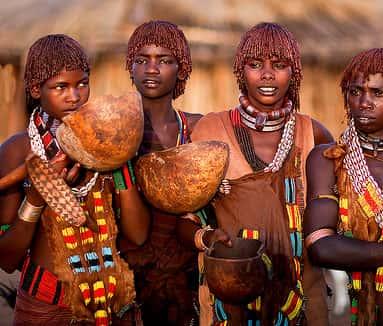 Índios na África