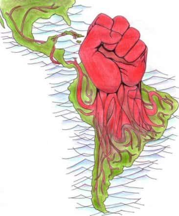 A América Latina e Suas Lutas Sociais