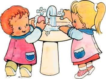 Projeto Escolar Higiene Pessoal Pedagogia Grupo Escolar