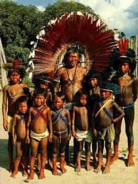 Comidas t picas regi o norte do brasil geografia - Fogli da colorare nativo americano ...