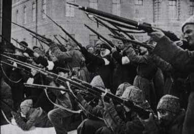 Fatos e Consequências da Revolução Russa