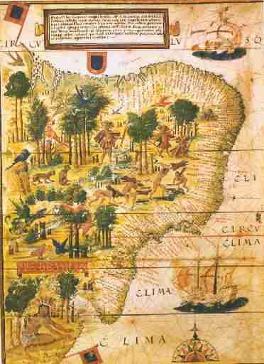 primeiras explora231245es do brasil 1501 1515 hist243ria