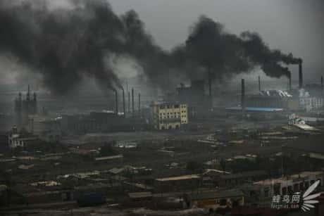 Fatores que causam a poluição