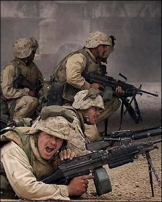 O Fim da Guerra do Iraque