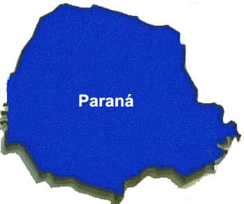 Climograma do Paraná