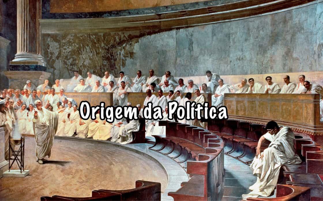 Origem da Política