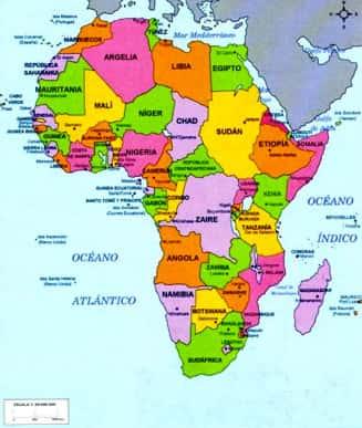 Aspectos gerais da África