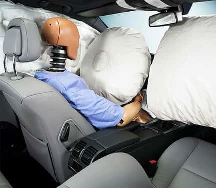 Lei do airbag para carros nacionais
