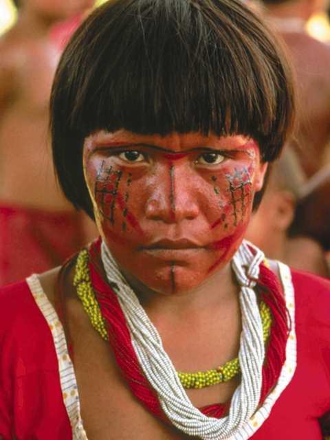 Fotos De Indios Do Brasil