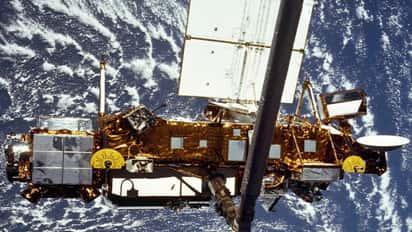 Cronologia do Satélite UARS