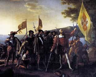 Países europeus que colonizaram a américa