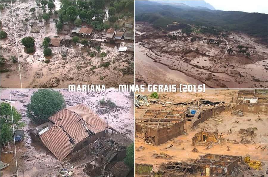 Quais foram os piores desastres ambientais do Brasil?
