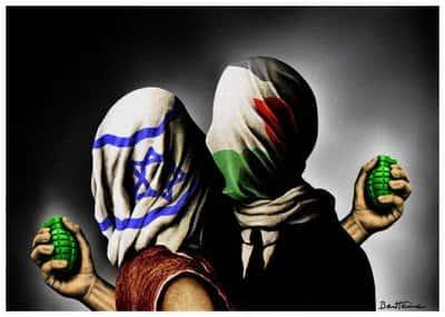 Aspectos da Guerra entre Palestinos e Israelenses