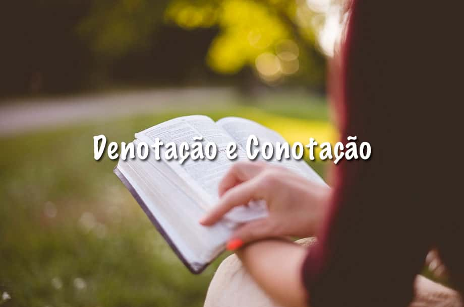 Denotação e conotação na linguagem literária