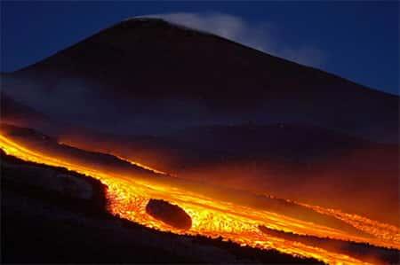 Listas de nomes de vulcões