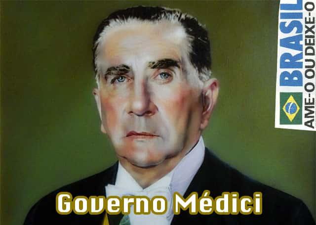 Governo Médici