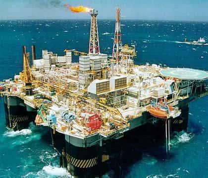 historia do petroleo: