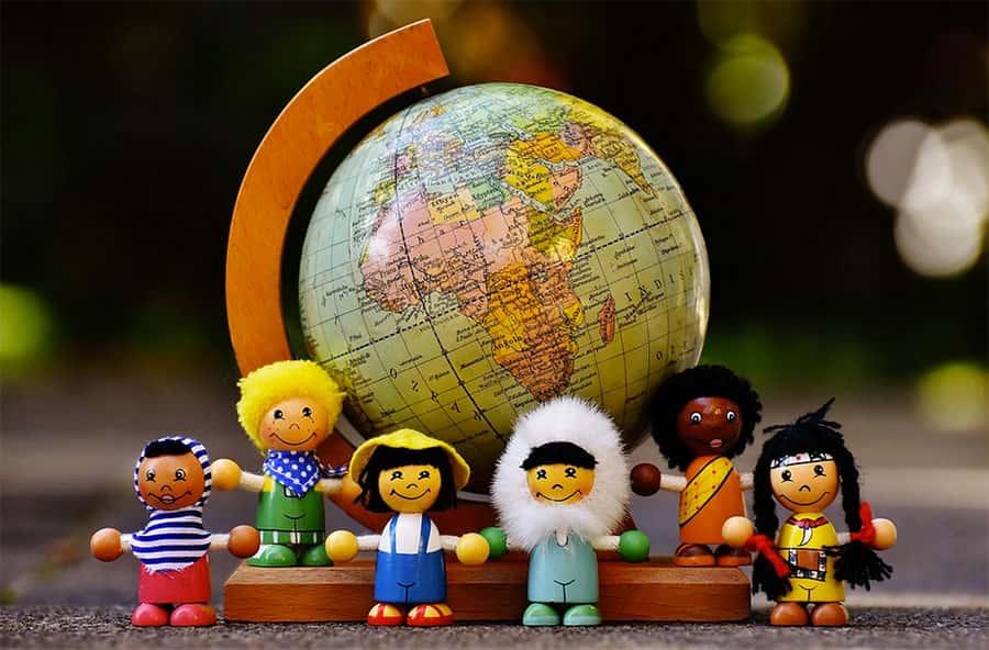 12 costumes surpreendentes de diferentes regiões do mundo