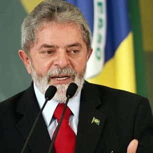 Governo do Presidente Lula - Geografia - Grupo Escolar