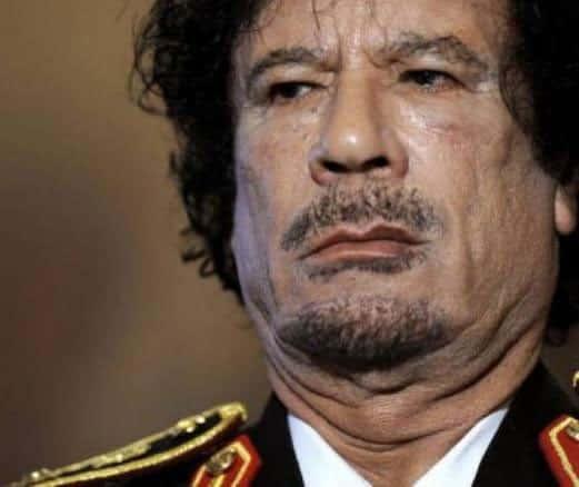Muamar Khadafi