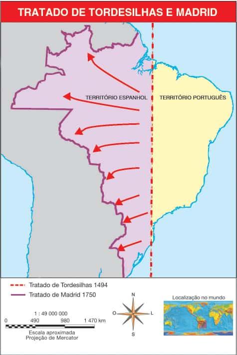Tratado De Madri Historia Grupo Escolar