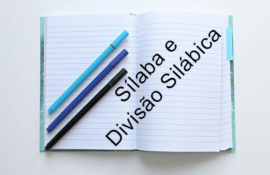 Sílaba e Divisão Silábica