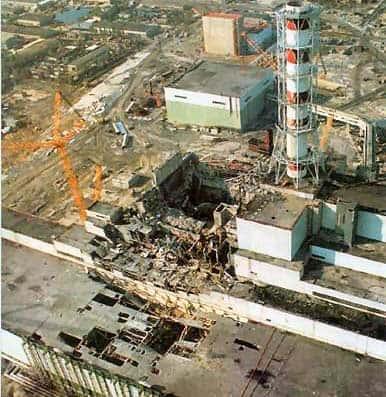 Acidentes com Usinas Nucleares
