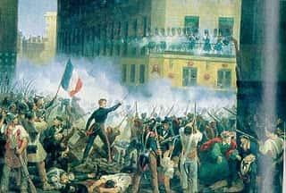 Revolução Nacional e Liberal de 1830 e 1848