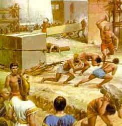 Como viviam os escravos no egito antigo hist ria grupo escolar - Casa asia empleo ...