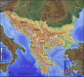 Território - Grécia Antiga