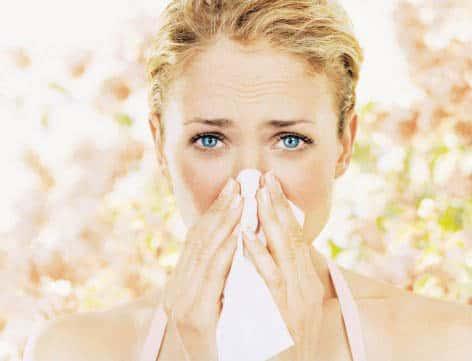 Conceito de Alergia