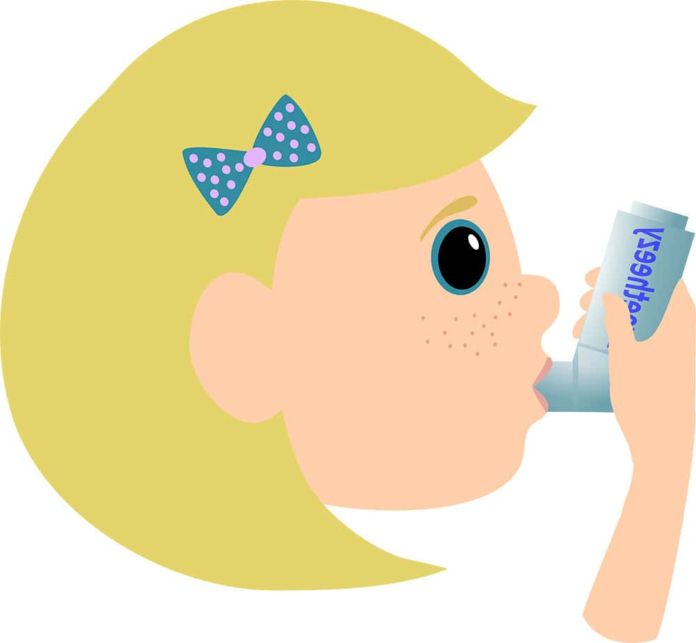 Asma Brônquica - Doenças - Grupo Escolar