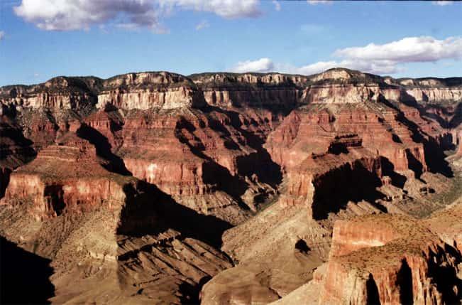 Áreas de estudo da Geologia