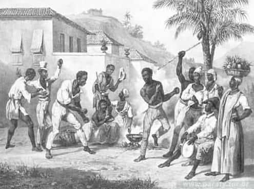 Roupas de Escravos