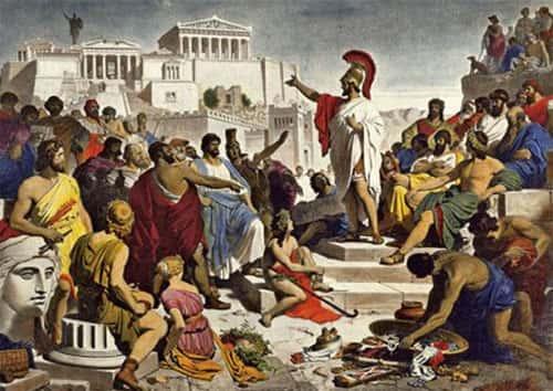 Cidadania na Grécia Antiga - História - Grupo Escolar 9a8c6239e8c2d