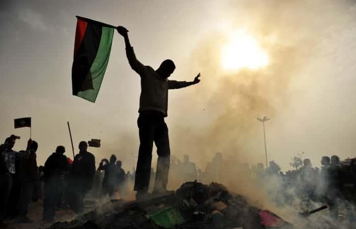 Conflito na Líbia em 2011